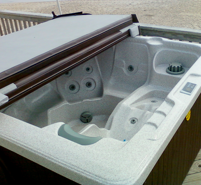 Outer Banks Ace hot tubs