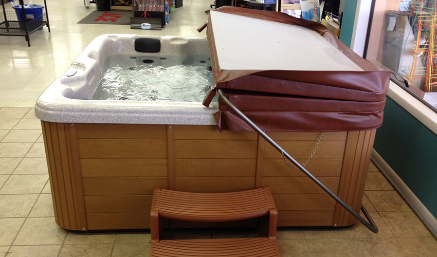 Outer Banks Hot Tub Spa Cover Lifter Outer Banks Ace
